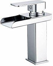 Homelody Wasserhahn Wasserfall Badarmatur