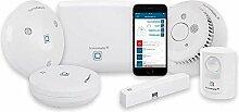 Homematic IP Smart Home Set Sicherheit- Feuer,