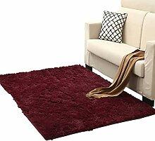 HomeMiYN Runder Teppich für Wohnzimmer,