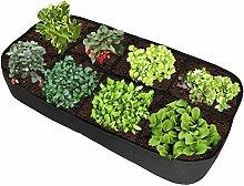 Homeng Gartenbeet, Pflanztopf für Pflanzen, 20 l,