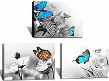 Homeoart Schmetterling-Wandkunst,