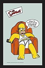 Homer Simpson Spiegel-Simpsons-ohne