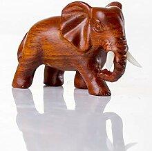 HOMERRY Dekofigur Elefant Feng Shui, klein,