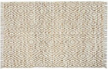 Homescapes handgewobener Chindi Teppich mit