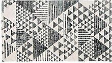 Homescapes handgewobener Teppich mit
