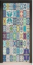Homesonne Marokkanische 3D-Wandsticker, Ethnische