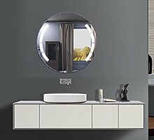Homespiegel, Badspiegel, Wandspiegel Rund