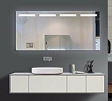 Homespiegel mit LED Beleuchtung - Hein O4LFA - , B/H: 190x80 cm