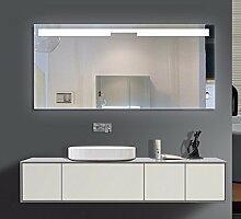 Homespiegel mit LED Beleuchtung - Opac O3BHA - , B/H: 130x80 cm