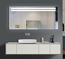 Homespiegel mit LED Beleuchtung - Wang O2XXA - , B/H: 60x50 cm