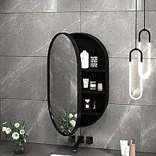 Homestyle LED-Lampe Spiegelschrank,Oval