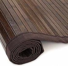 Homestyle4u 203, Bambusteppich Bambusmatte