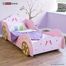Homestyle4u Doppelbett in Princess Auto-Design,