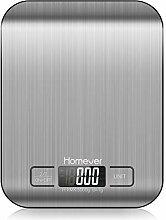 Homever Digitale Küchenwaage, Präzision auf bis