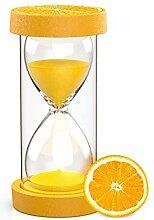 HOMEWINS Sanduhr 30 Minuten Timer Frische Frucht
