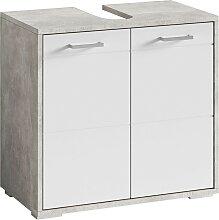 Homexperts Waschbeckenunterschrank Lido 60 x 59