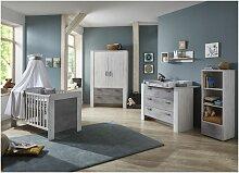 Homezone.de - Babyzimmer Lola 5 teilig Komplett