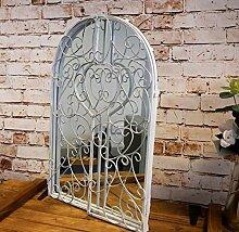 HomeZone Wandspiegel, Vintage-Stil,