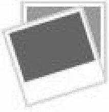 Homfa Bürotisch mit Regalen und Schubladen,