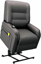 Hommoo Massage-TV-Sessel mit Aufstehhilfe