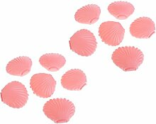 Homyl 12 x Muschel Form Süßigkeiten Schachtel