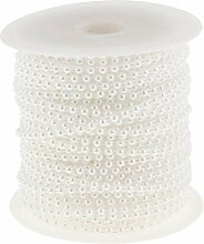 Homyl 50 M DIY Perlengirlande Perlenband