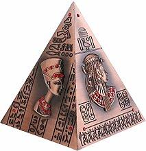 Homyl Ägypten Pyramide Spardose Sparschwein