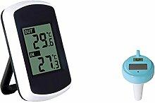 Homyl Drahtlos Badethermometer Digital, LCD