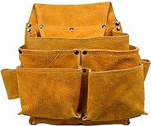 Homyl Gürteltasche Gartentasche Werkzeugtasche
