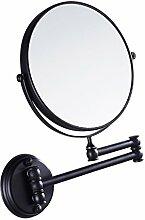 Homyl Kosmetik-Wandspiegel Teleskop-