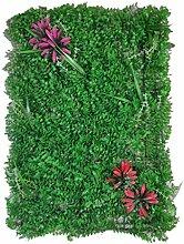 Homyl Künstliche Pflanzen Kunstpflanzen Wand, DIY