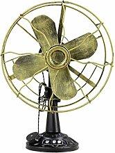 Homyl Metall Retro Standventilator Ventilator Fan