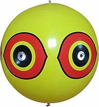 Homyl Vogelabwehr Garten Taubenabwehr Ballon mit