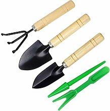 HONBAY Mini-Gartenwerkzeug, Handpflanzwerkzeuge,