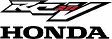 Honda RC211V Logo Hochwertigen Auto-Autoaufkleber