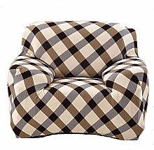 honeyhome 1Platz Stoff Spandex-Sofabezug für/Beschichtung Schutz Sofa/Bezug für Sofa/Sessel Bezug Größe 90bis 140cm B