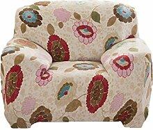 honeyhome 1place Beschichtung Schutz Sofa/Sessel-Bezug,/-Sofabezug für Polyester Wohnzimmer Art Décor Waschtisch Beschützer Größe 90bis 140cm, O, 90-140cm