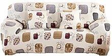 honeyhome 1place Beschichtung Schutz Sofa/Sessel-Bezug,/-Sofabezug für Polyester Wohnzimmer Art Décor Waschtisch Beschützer Größe 90bis 140cm, N, 145-185cm