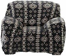 honeyhome 1place Beschichtung Schutz Sofa/Sessel-Bezug,/-Sofabezug für Polyester Wohnzimmer Art Décor Waschtisch Beschützer Größe 90bis 140cm, I, 90-140cm