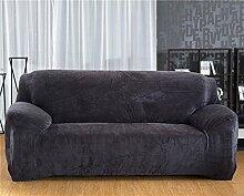 Honeyhome – 3-Sitzer-Sofa mit Schutzbezug aus Polyester, 190bis 230cm grau