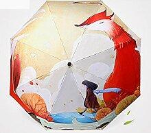 Hongge Reisen Sie Big Regenschirm Faule Katze