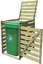 honglianghongshang Mülltonnenbox 1 Tonne