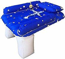 HongLianRiven Reisebett Auto aufblasbares Bett