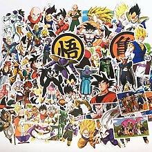 hongliu Cartoon Anime Sticker Pack wasserdichte