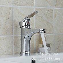 HONGLONG Europa - style Kupfer heiße und kalte Chrom WC-Armatur