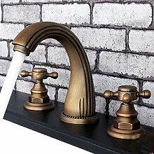 HONGLONG Europa - style Kupfer Rereo Spirale WC-Armatur