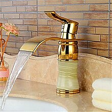 HONGLONG Modern/antik/Moderne Keramik Ventil Antik Kupfer Badezimmer Waschbecken Wasserhahn