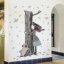 Hongrun Die Kreative Wand Aufkleber Student