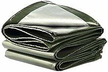 HongTeng Regenfestes Heavy Duty Grün/Silber