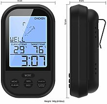 Hongtianyuan Digitales Grillthermometer,